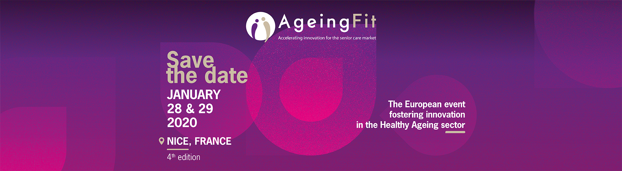 LiCalab supports Ageing Fit - 29th and 30th January 2019